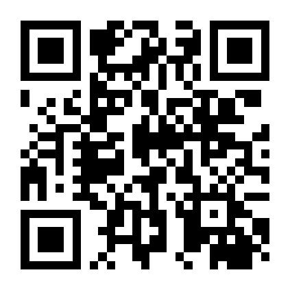 QR code for LINKcat Mobile App